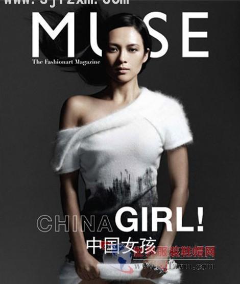 仍是国际时尚杂志封面首选的亚洲女星-世界服装