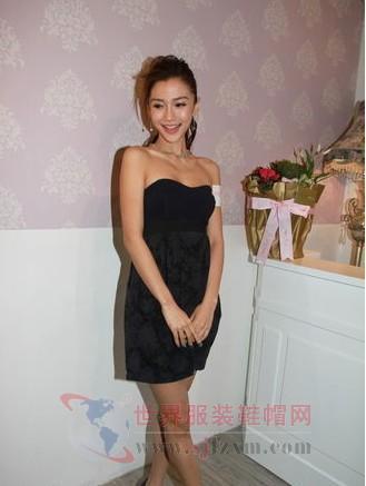 杨颖(angelababy)投资100万的美容店在铜锣湾