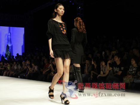 深圳国际品牌服装服饰交易会在会展中心举行图片