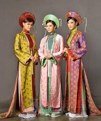 越南民族服装