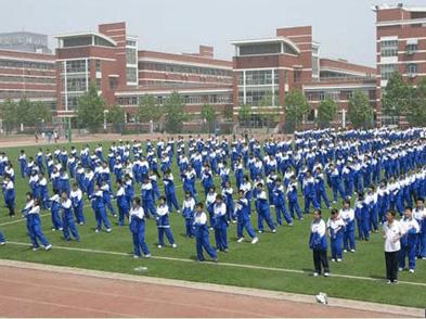 中国 小学校服