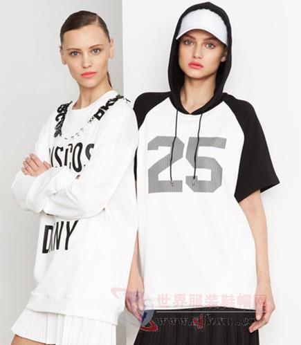 DKNY 2014早秋女装系列时尚发布