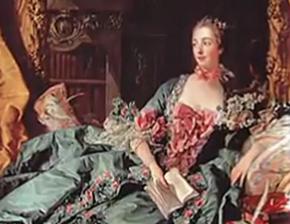 洛可可风格连衣裙 尽显贵族气息