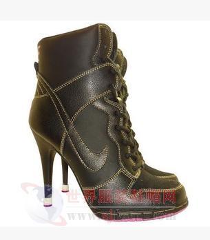 高跟運動鞋時尚百搭 讓你做不一樣的天使
