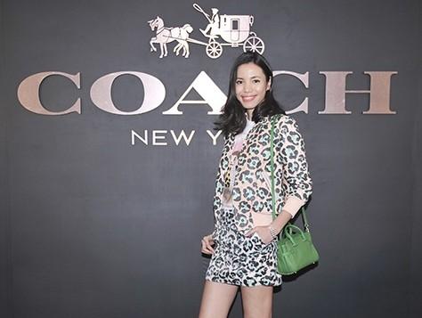 COACH北京新光天地精品店盛装开幕